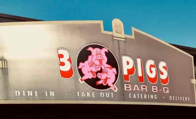 3 Pigs Bar B-Q