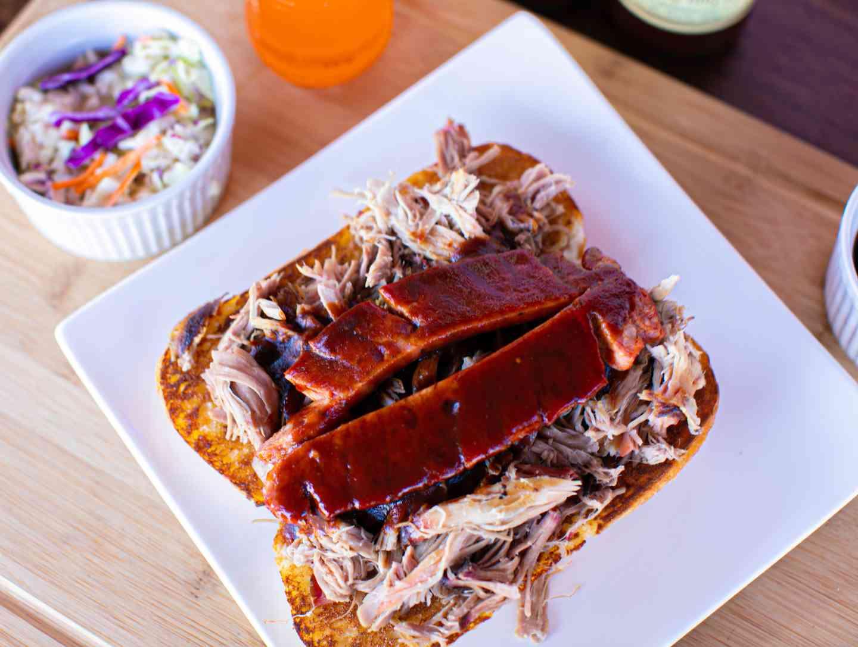 Pork Boss Hog Sandwich