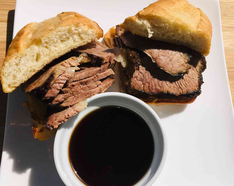Beef Brisket Diplet