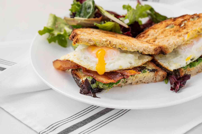 eggcellent sandwich
