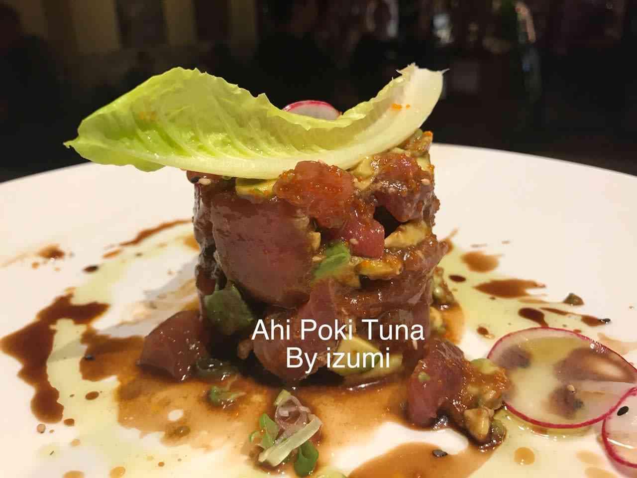 Ahi Poki Tuna*