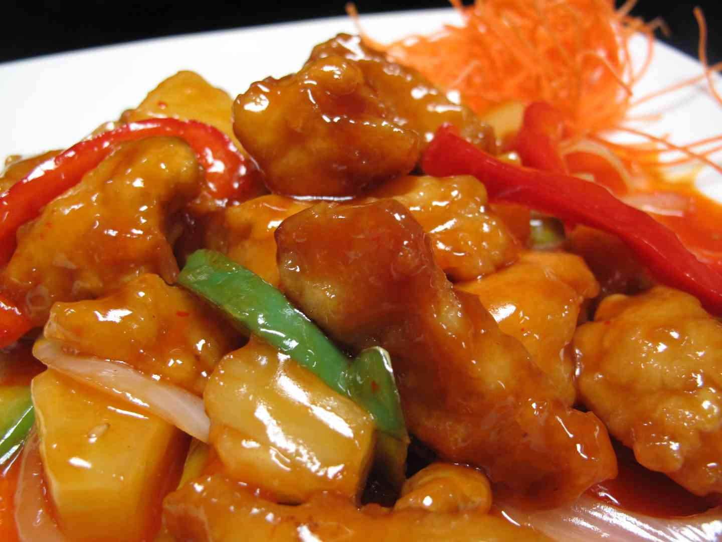 Lunch-Sweet & Sour Chicken