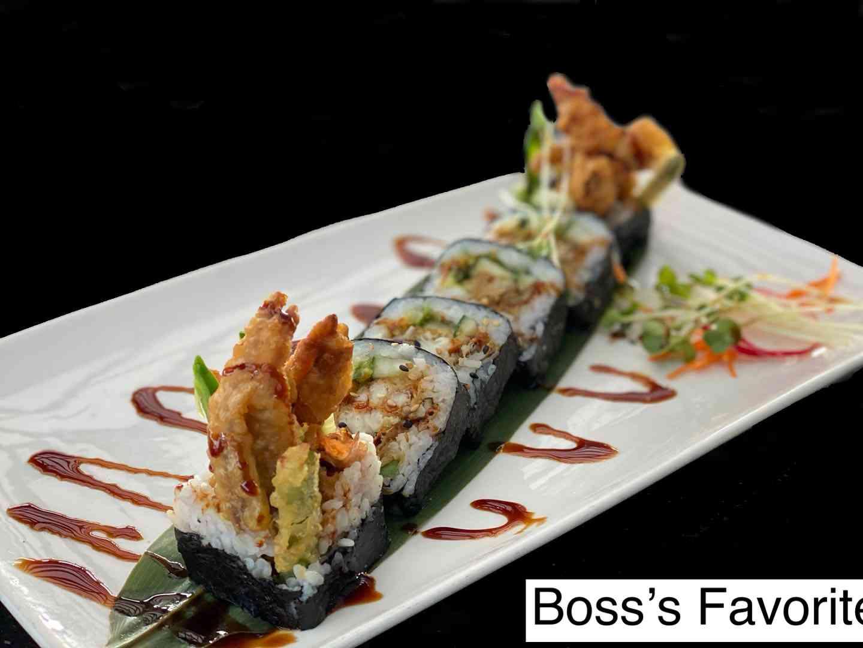 Boss's Favorite Roll