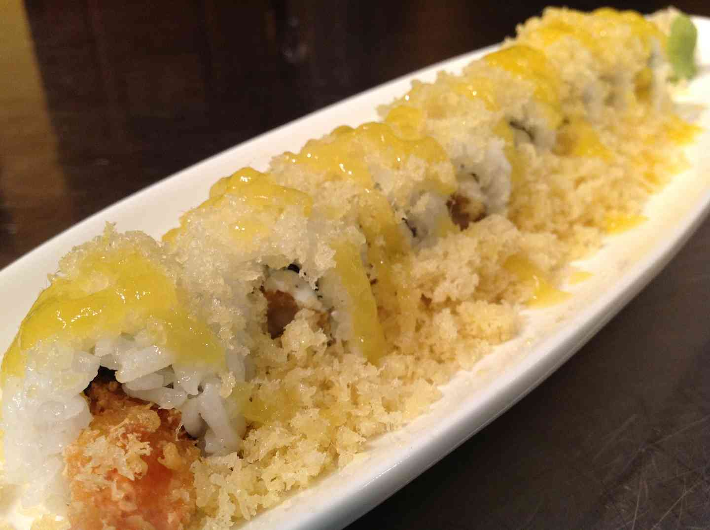 Snow Crunch Roll