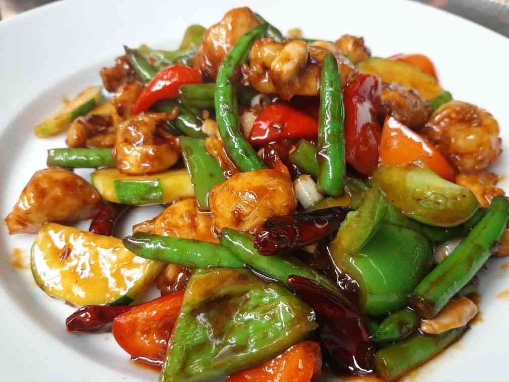 Lunch-Kung Pao