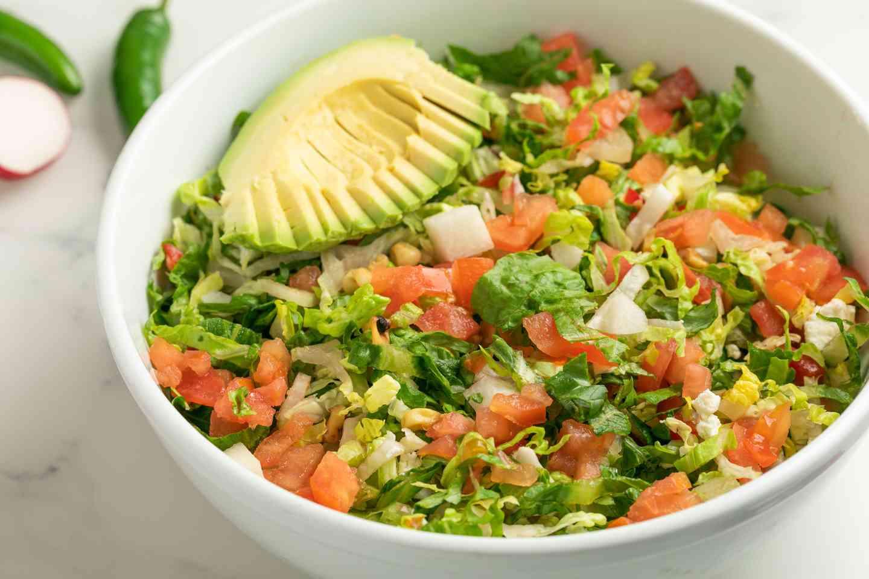 Acapulco Chopped Salad