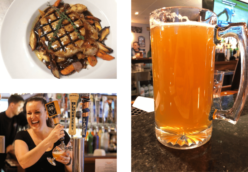 Discover Teddy G's Pub & Grille