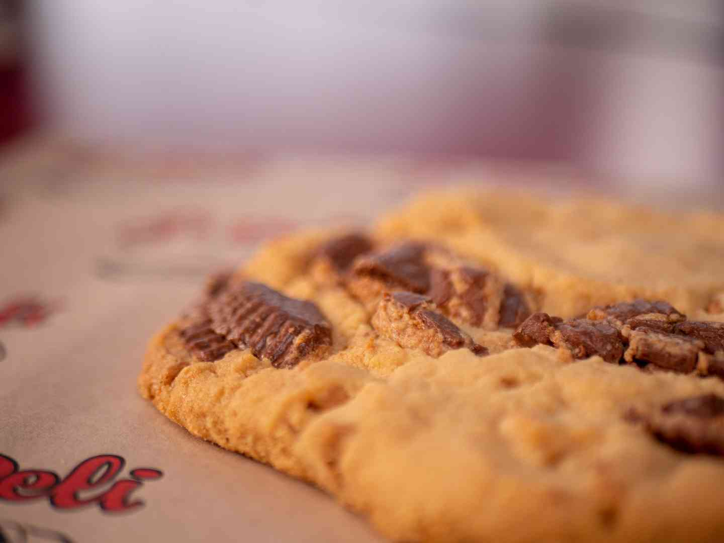 Reese's Peanut Butter Chocolate Cookie