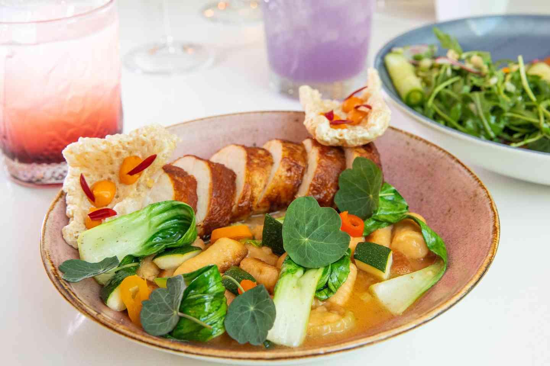 Crispy Gochujang Chicken