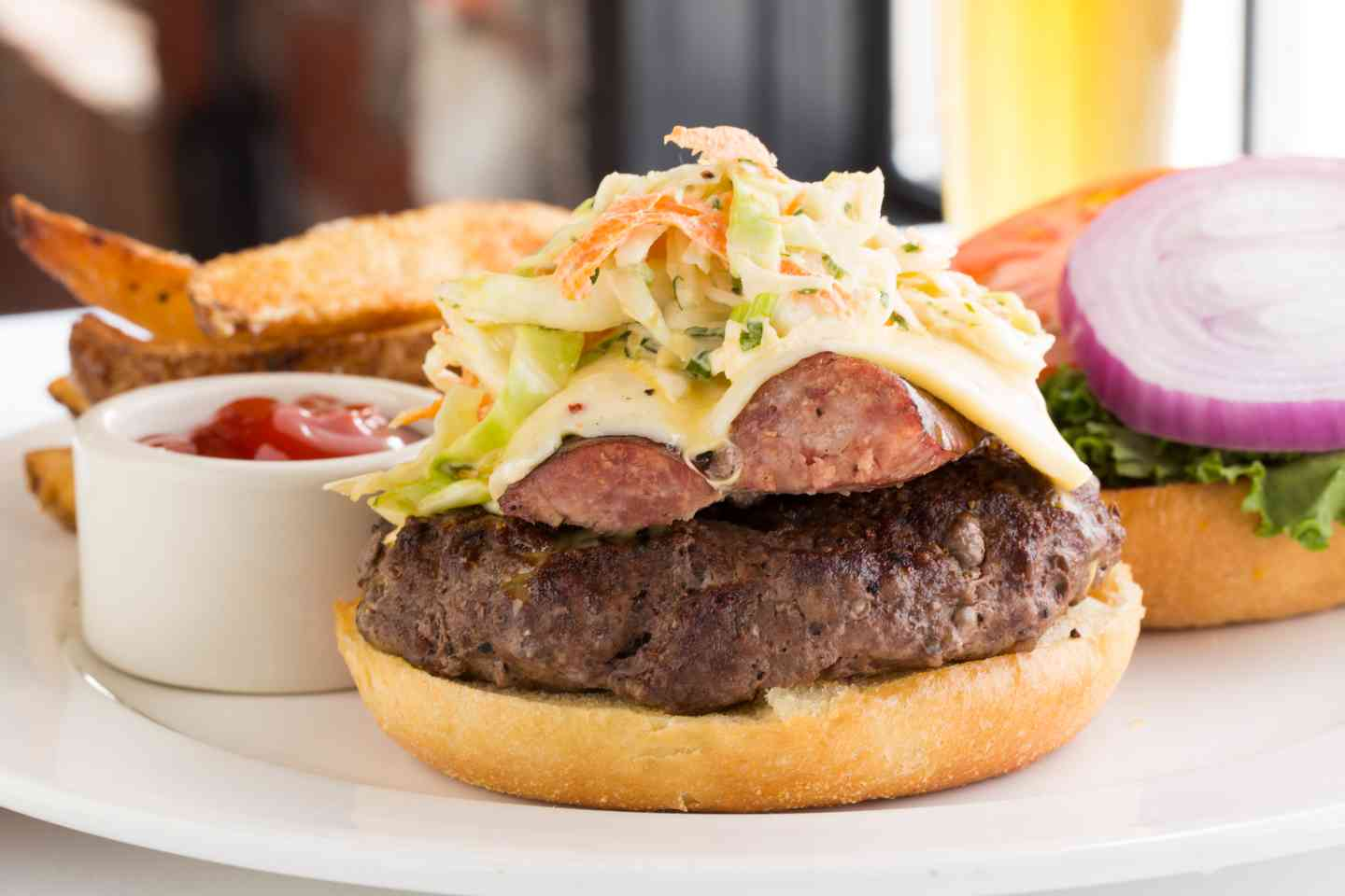 Hill Country Burger*
