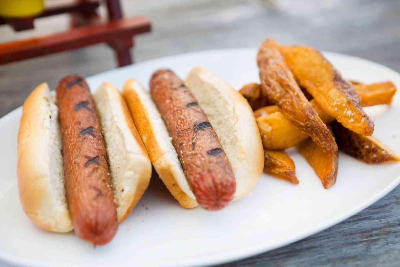 TX Wagyu Hot Dogs