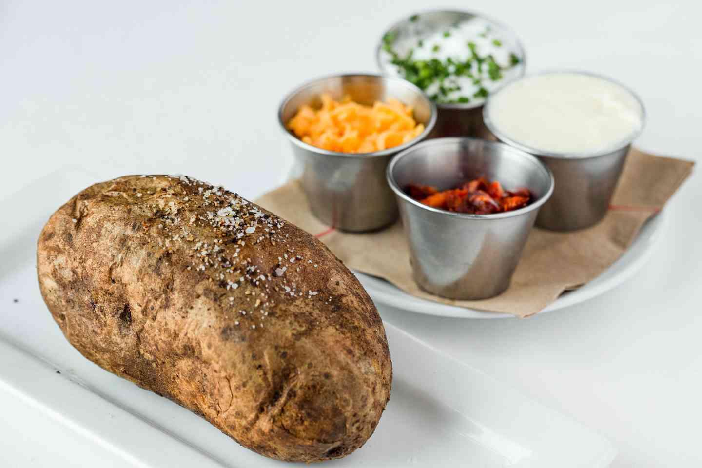 1 Lb Baked Potato