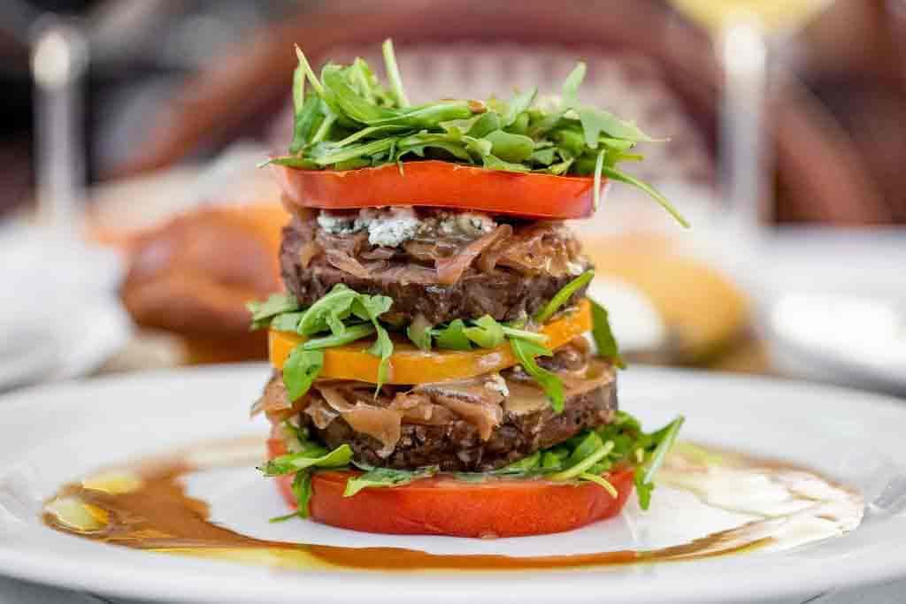 "The B&B ""Steak"" House Salad"