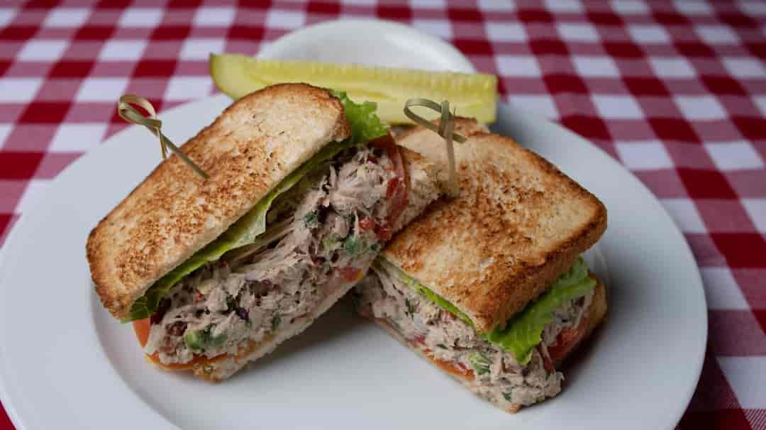 NO. 14 | Southwest Tuna Salad