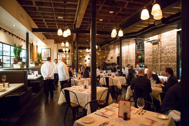 houston dining room