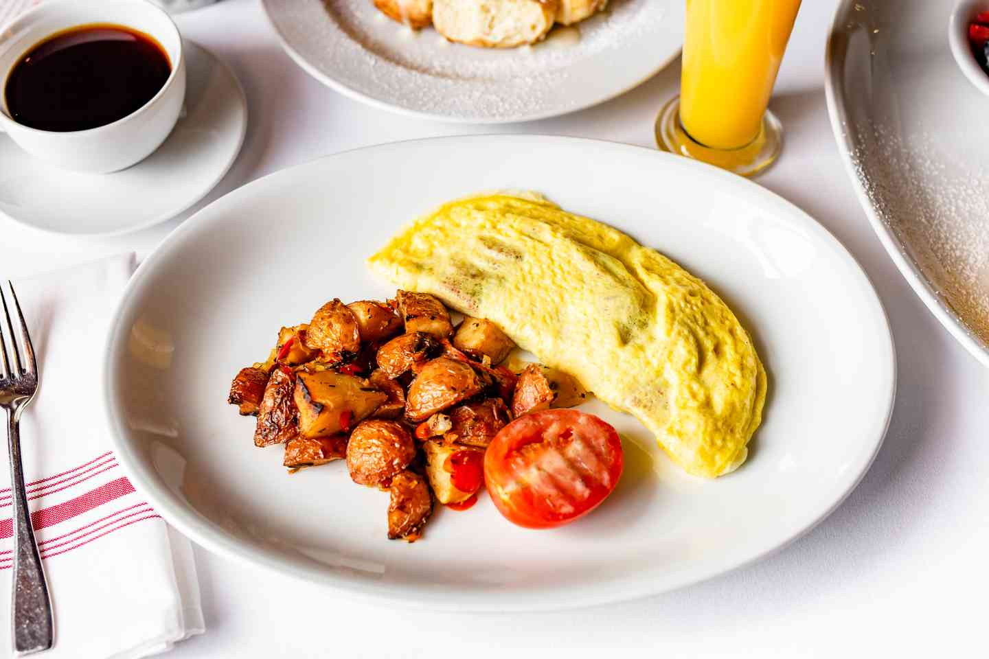 Hill Country Omelet