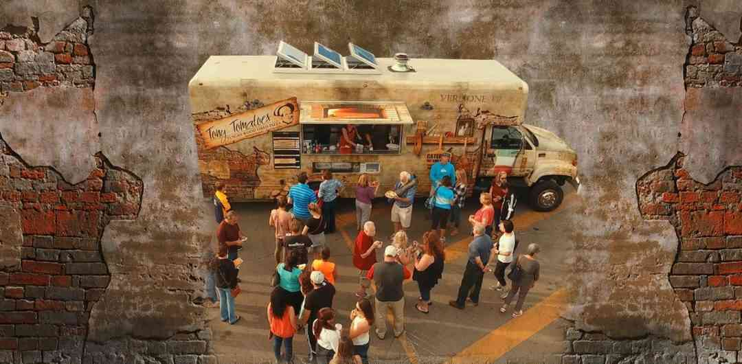 Tuscan Wood Fired Pizza  ~  Tuscan 2 Go Italian Take Out & Food Truck Catering