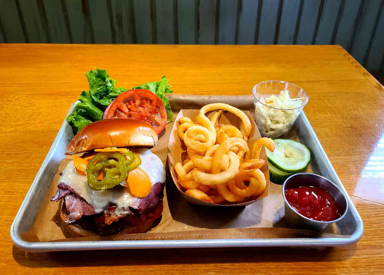 Cisco Burger