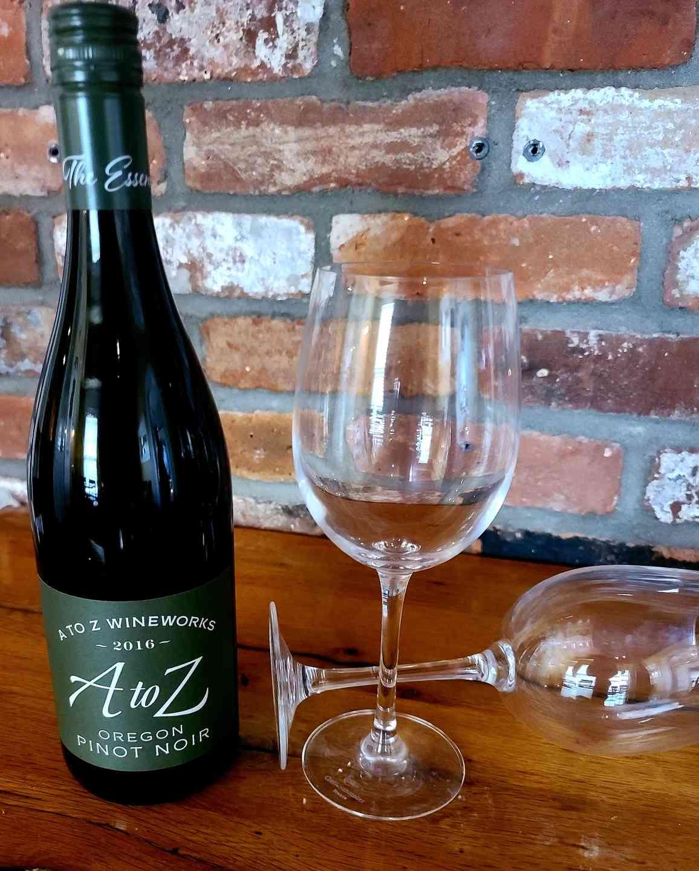 Pinot Noir, A Z Wineworks