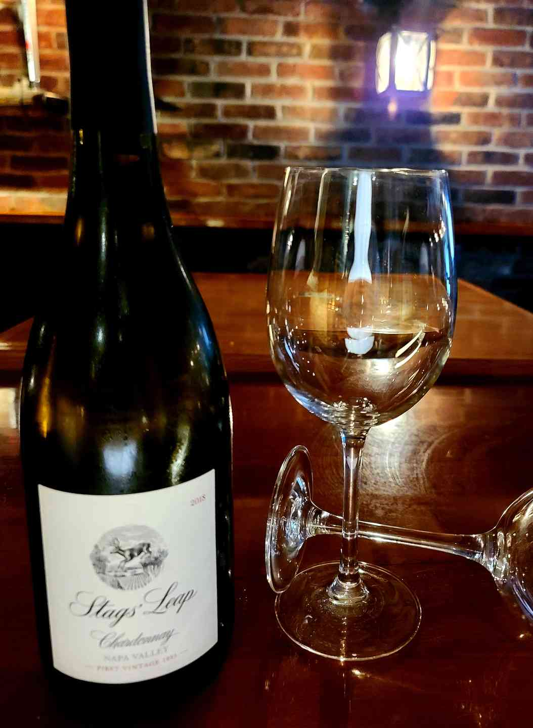 Chardonnay, Stags Leap