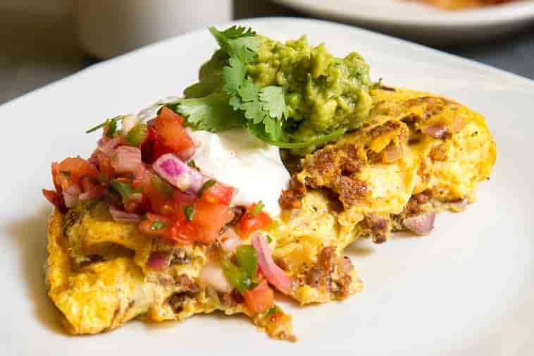 The Santa Fe Omelet