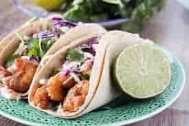 Crisp Fish Tacos