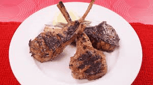 Lamb Lollipop