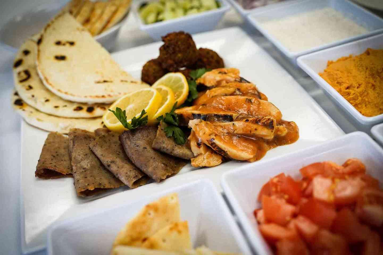 Mediterranean Gyros Bar