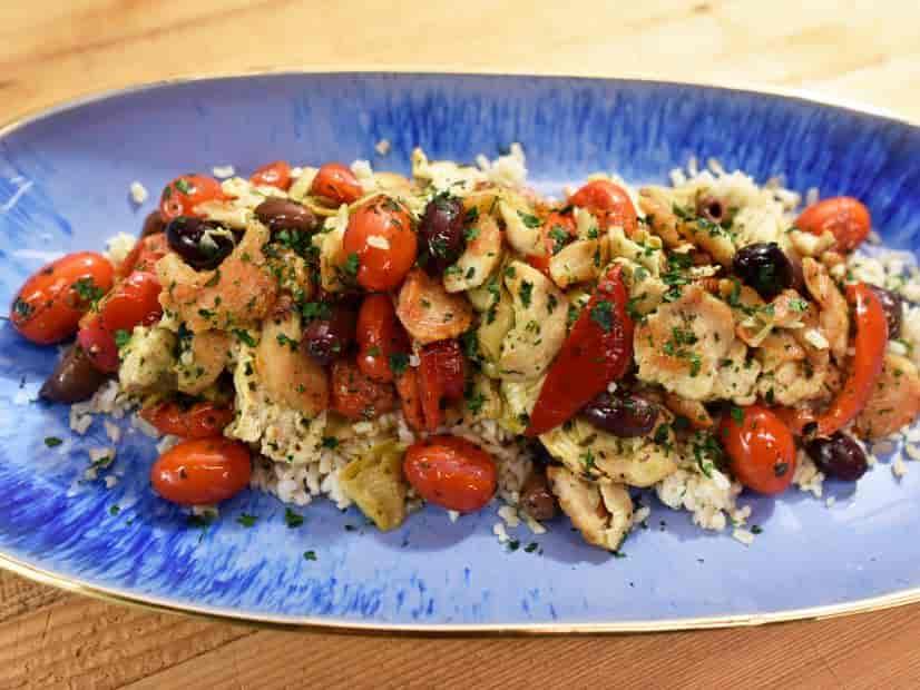Mediteranean Chicken