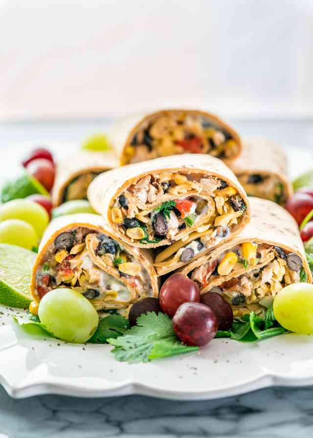Southwest Turkey Wrap