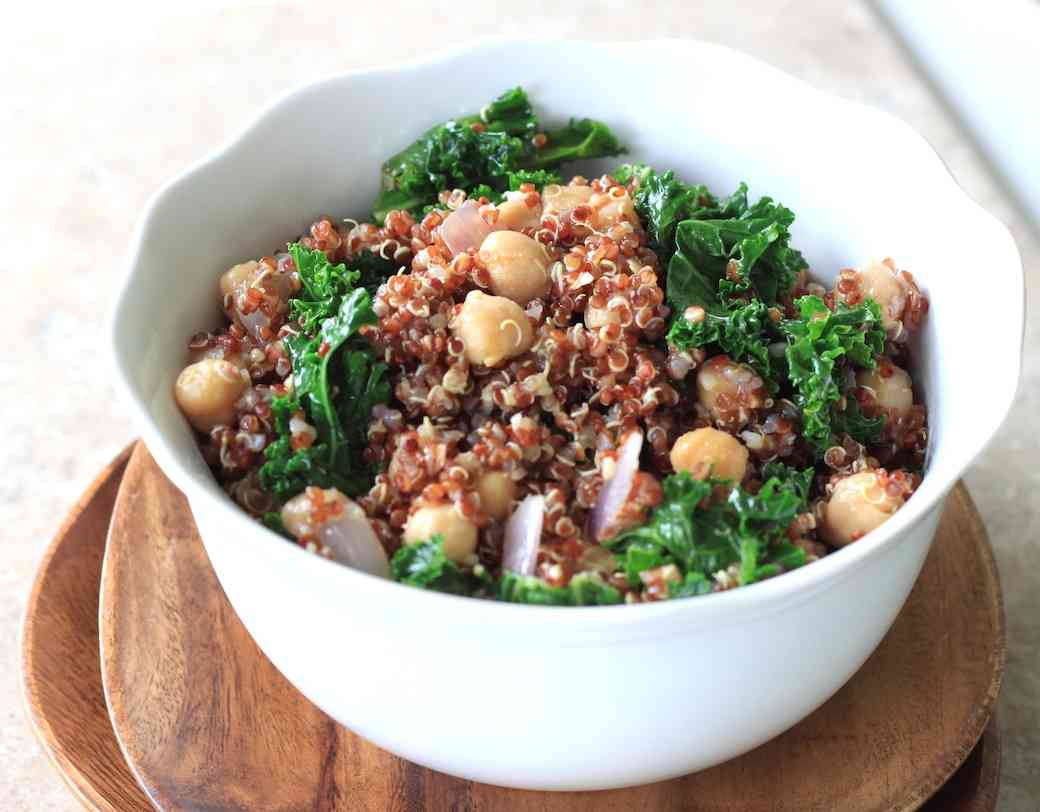 Super Food Quinoa Salad