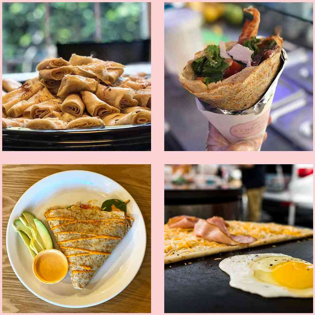 pictures of crepes