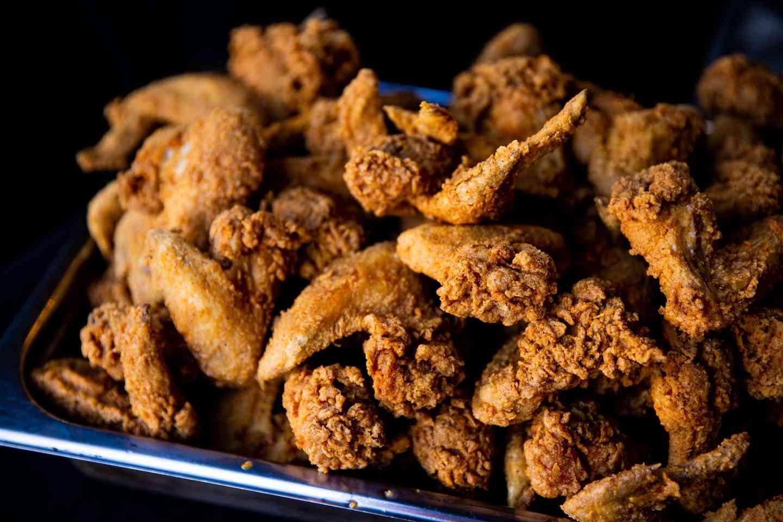 chicken wing tray