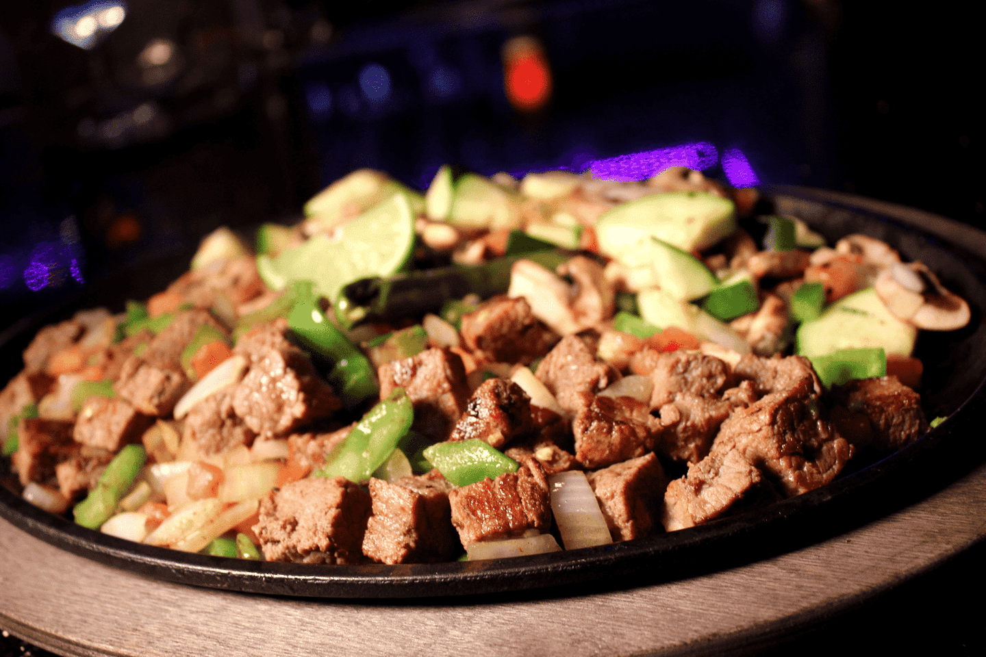 Low-Carb Plate