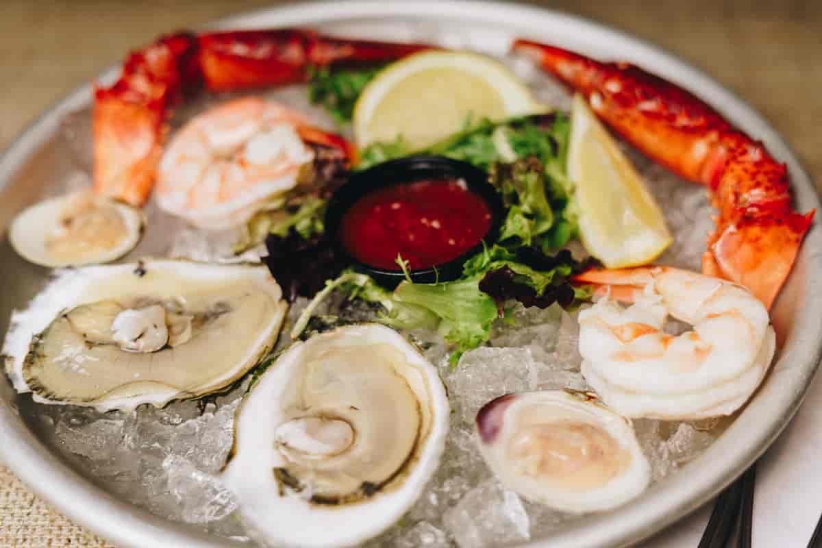 Chilled Seafood Sampler