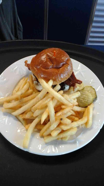 Coronary Burger 🍔
