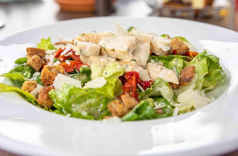 Sandstone Caesar Salad*