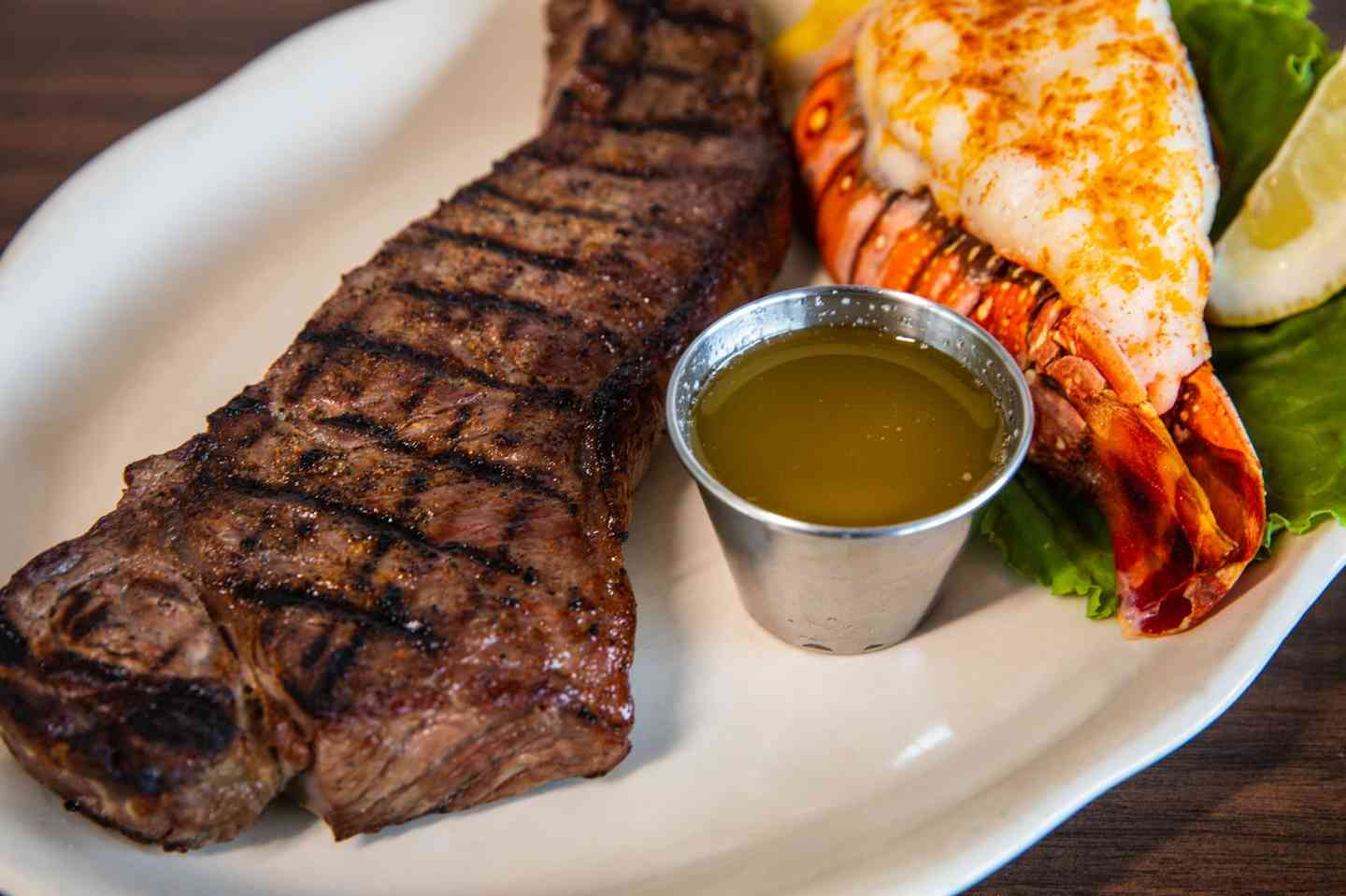 Big Boy Surf & Turf