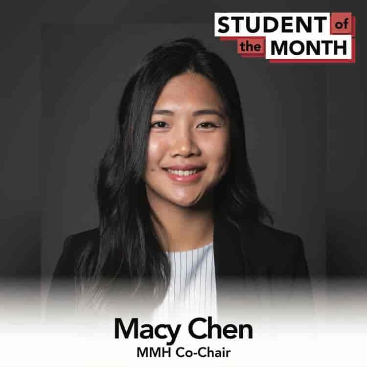 Macy Chen, HEC 95 MMH Co-Chair