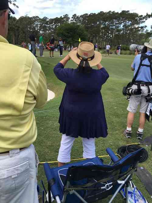 golf patrons