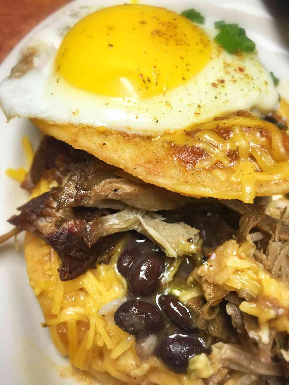 Huevos* Rancheros
