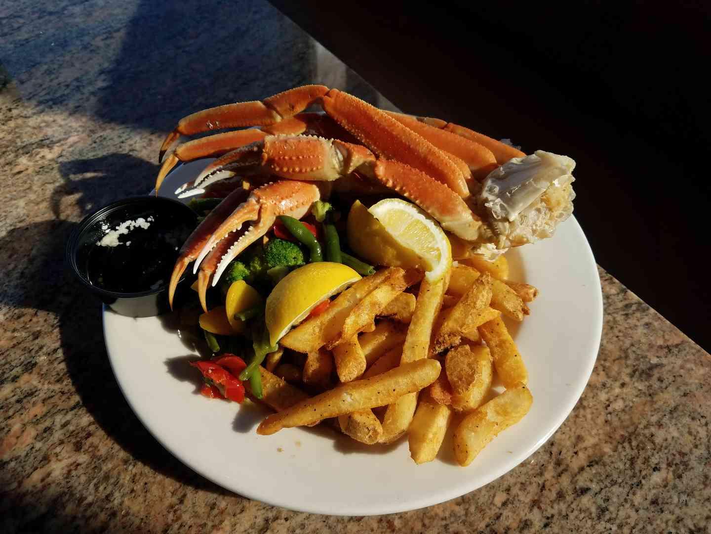 Snow Crab Leg Dinner