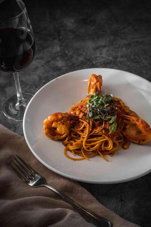 Old World Spaghetti**