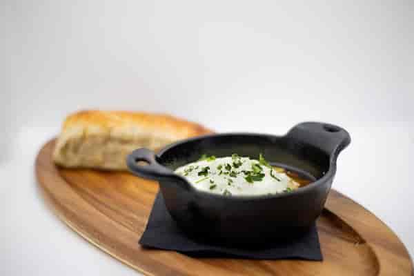 Warm Goat Cheese Fondue