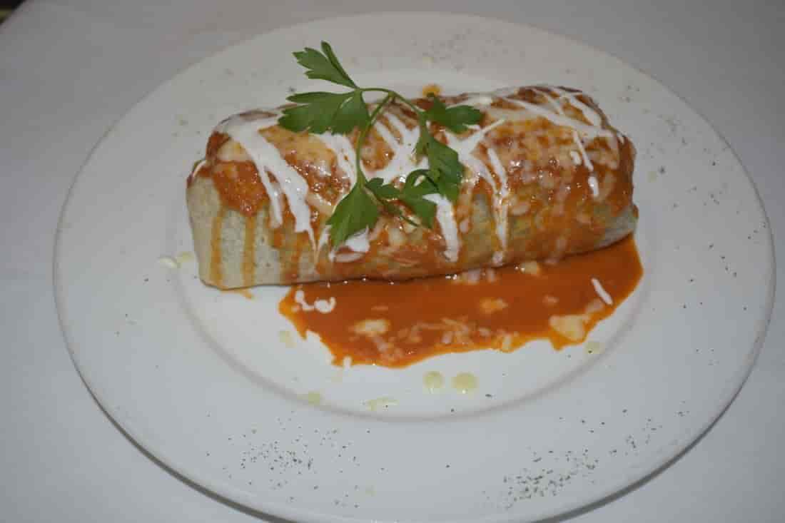 Mission Burrito