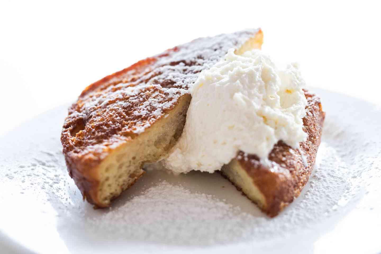 Deep Fried French Toast