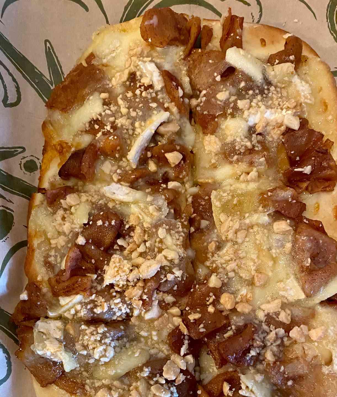 Brie & Apples Flatbread