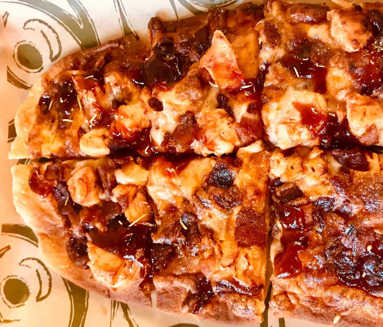 BBQ Chicken* Flatbread