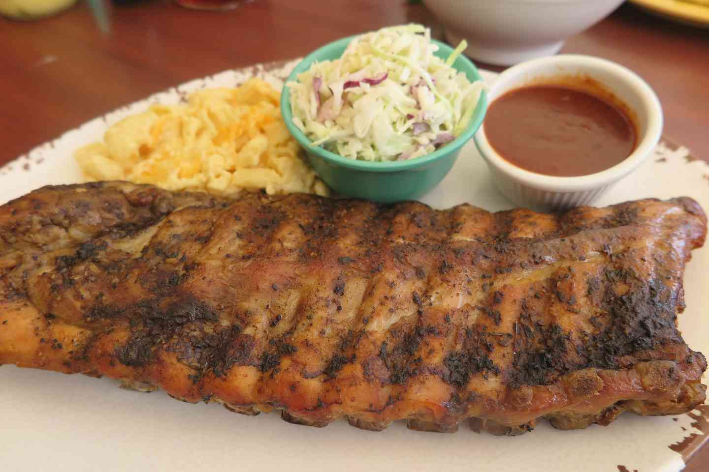 Baby Back Rib Special