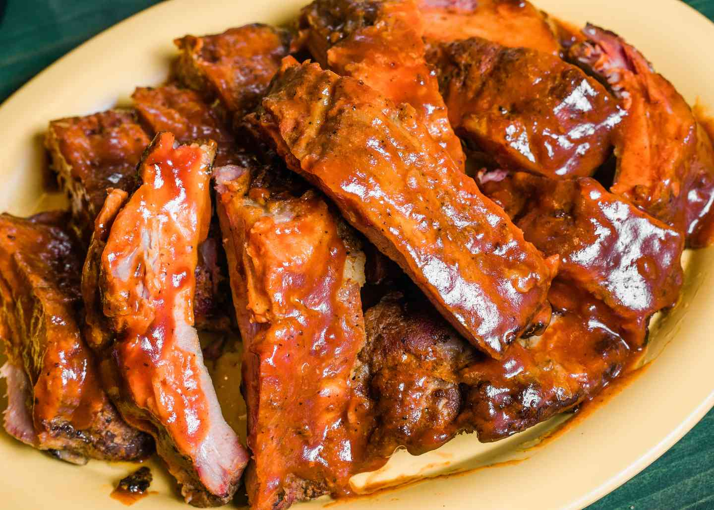 Baby Back Rib Family Meal for 4
